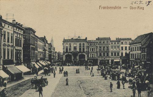 Frankenstein, Schlesien: Oberring