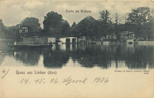 Lindow (Mark), Brandenburg: Wutzsee [2]
