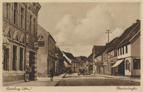 39606 Sachsen-Anhalt - Osterburg