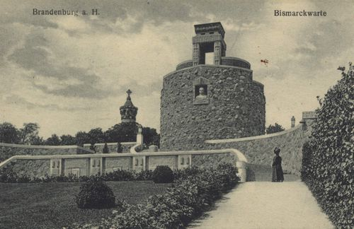 Brandenburg (Havel), Brandenburg: Bismarckwarte