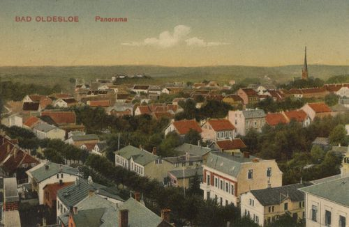 Bad Oldesloe, Schleswig-Holstein: Panorama