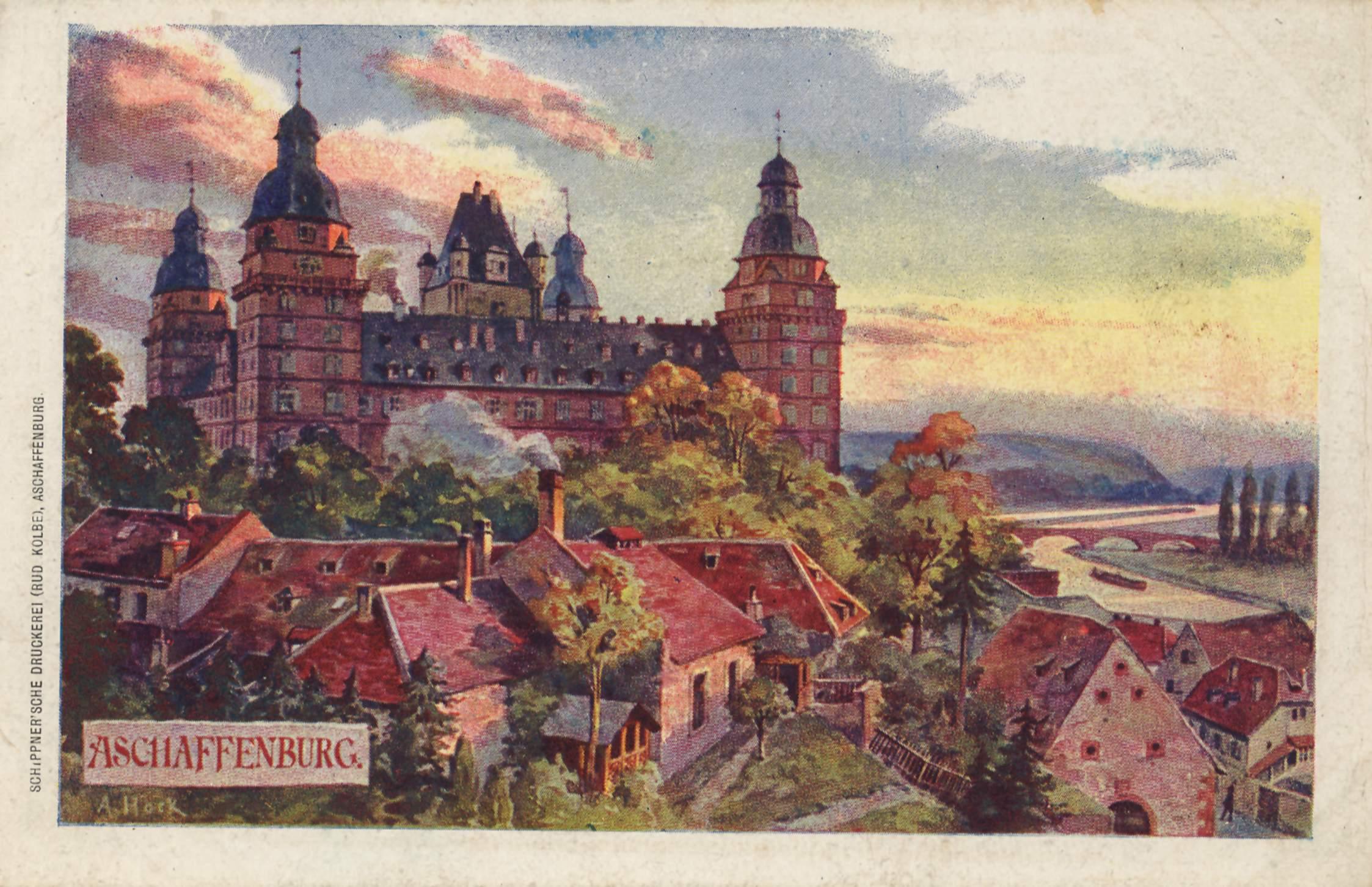 aschaffenburg plz