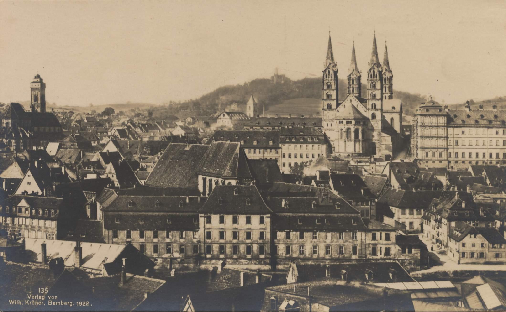 Badausstellung Bamberg bamberg bayern stadtansicht zeno org