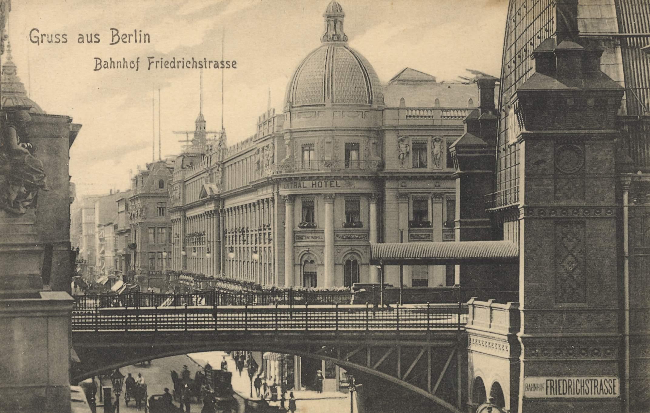 Berlin Hotel Und Zug