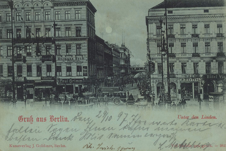 Berlin Unter Den Linden 6