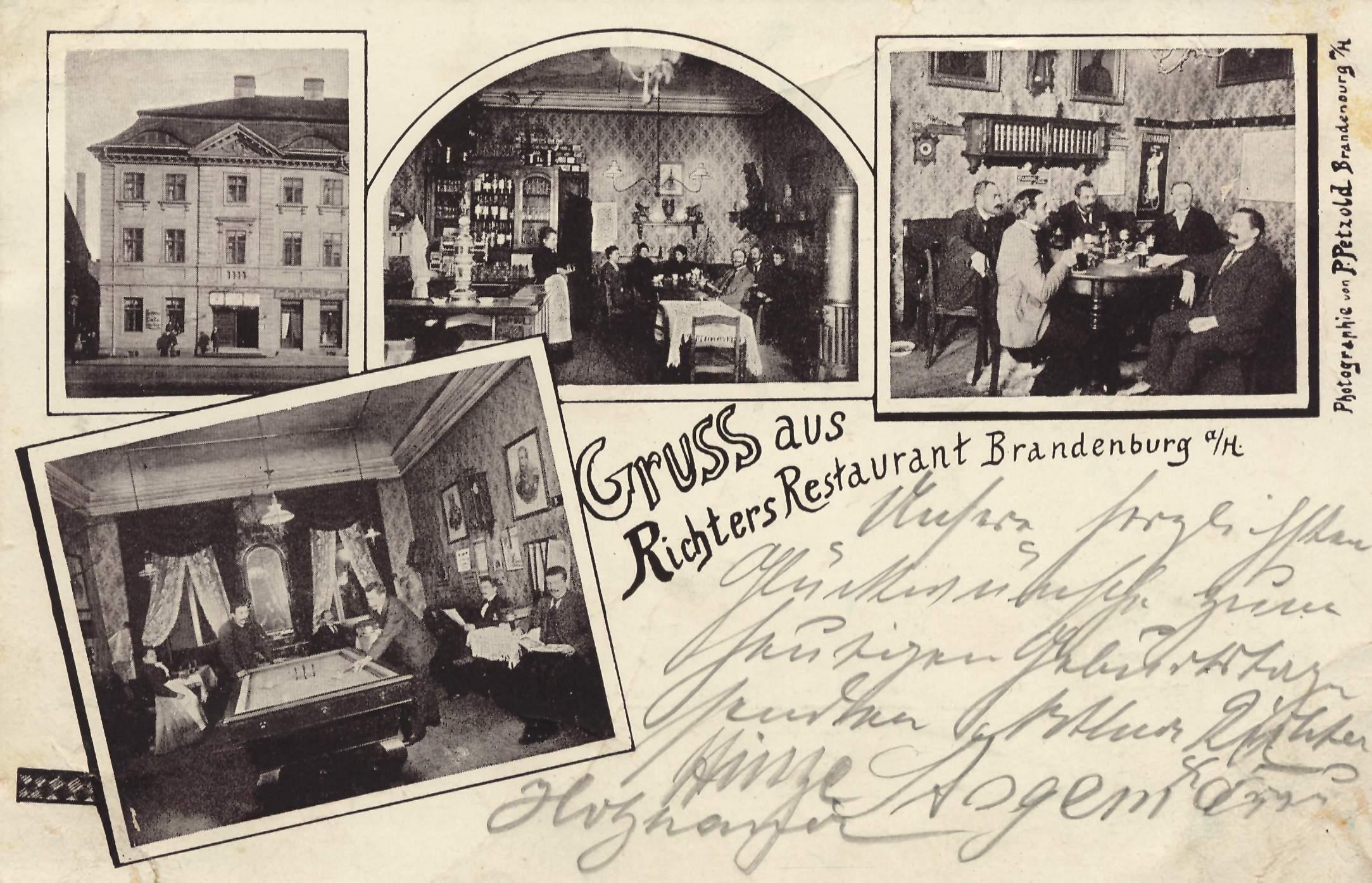 Brandenburg havel brandenburg richters restaurant for Asia cuisine brandenburg havel