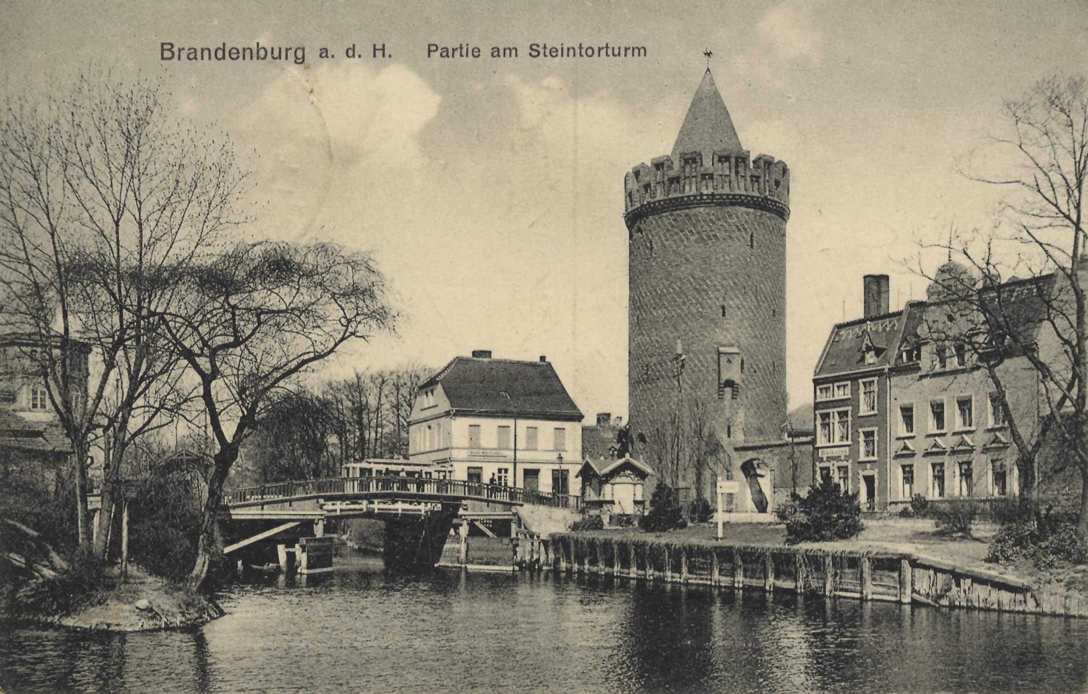 Brandenburg an der Havel | Antenne Brandenburg vom rbb