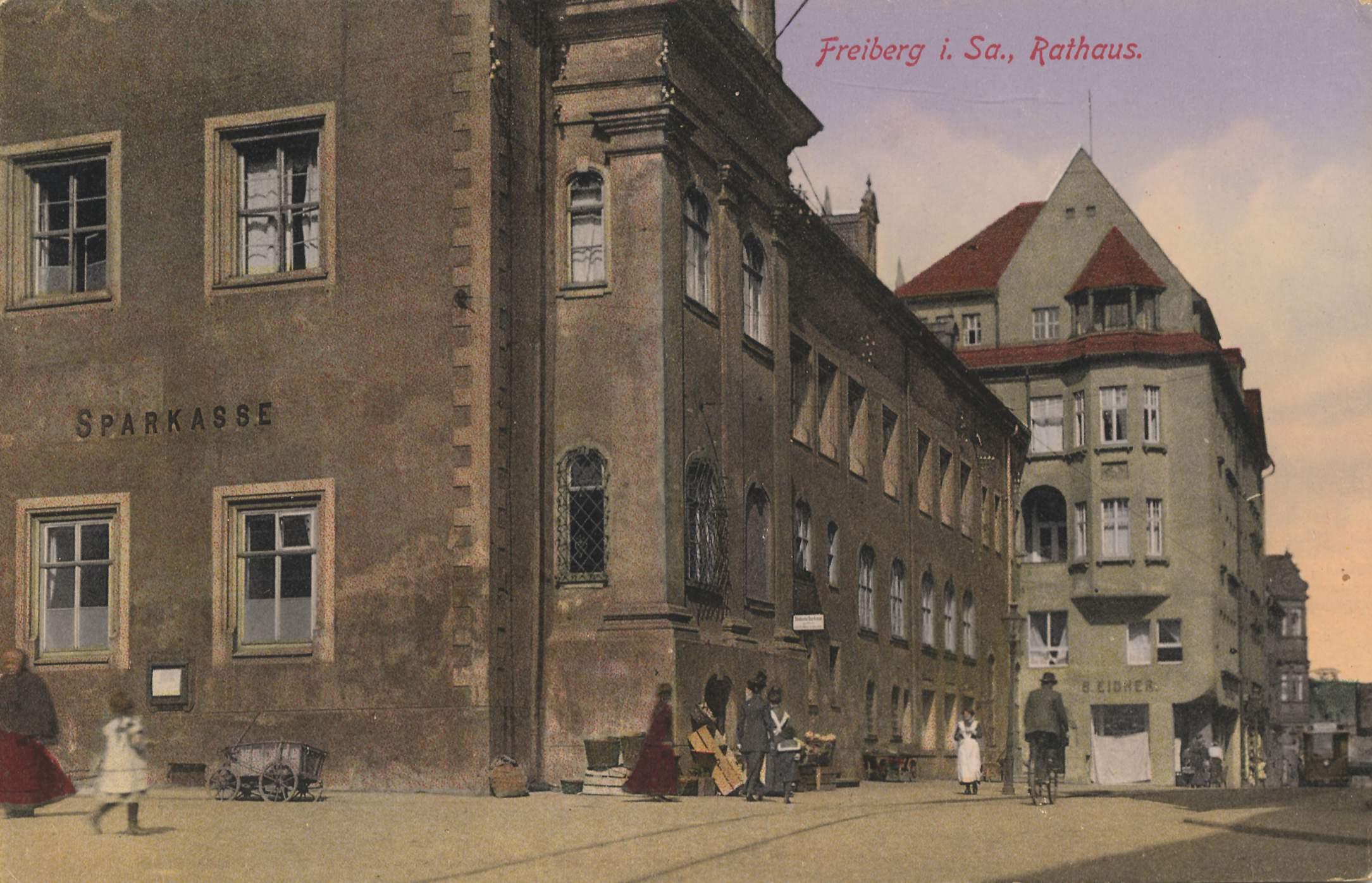 Sachsen enkelt Freiberg