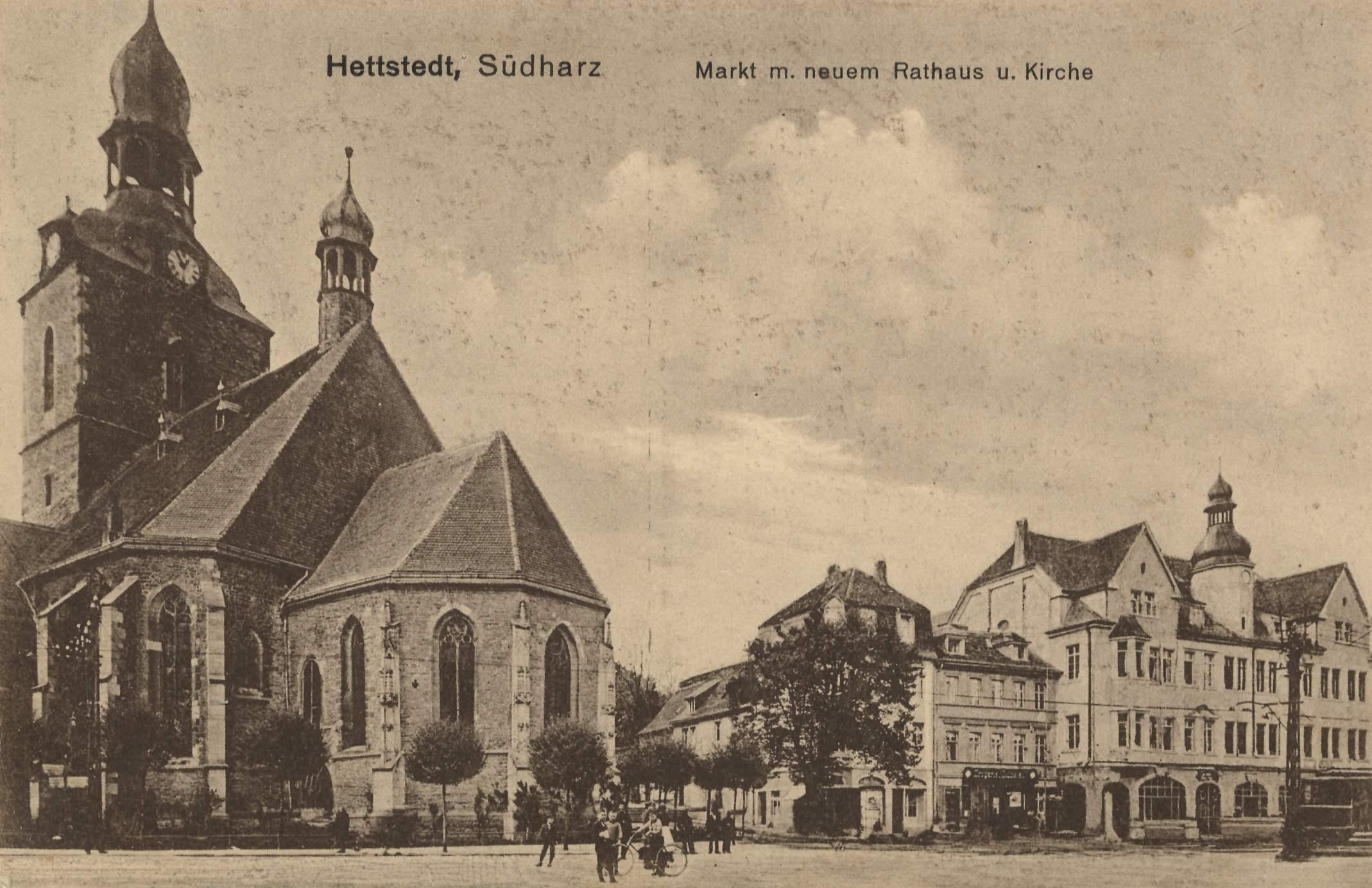 sleep Hettstedt(Saxony-Anhalt)