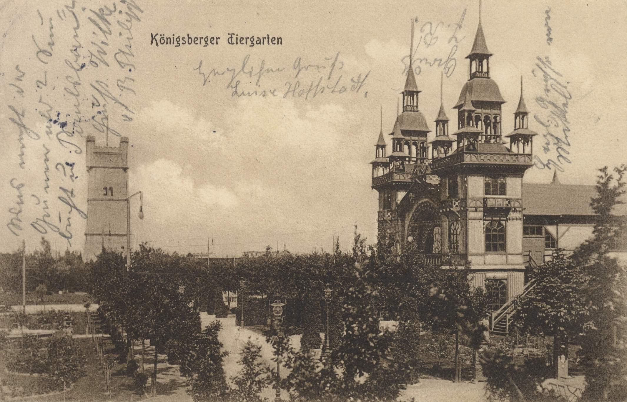 Königsberg O Pr Ostpreußen Schloss Pictures to pin on Pinterest