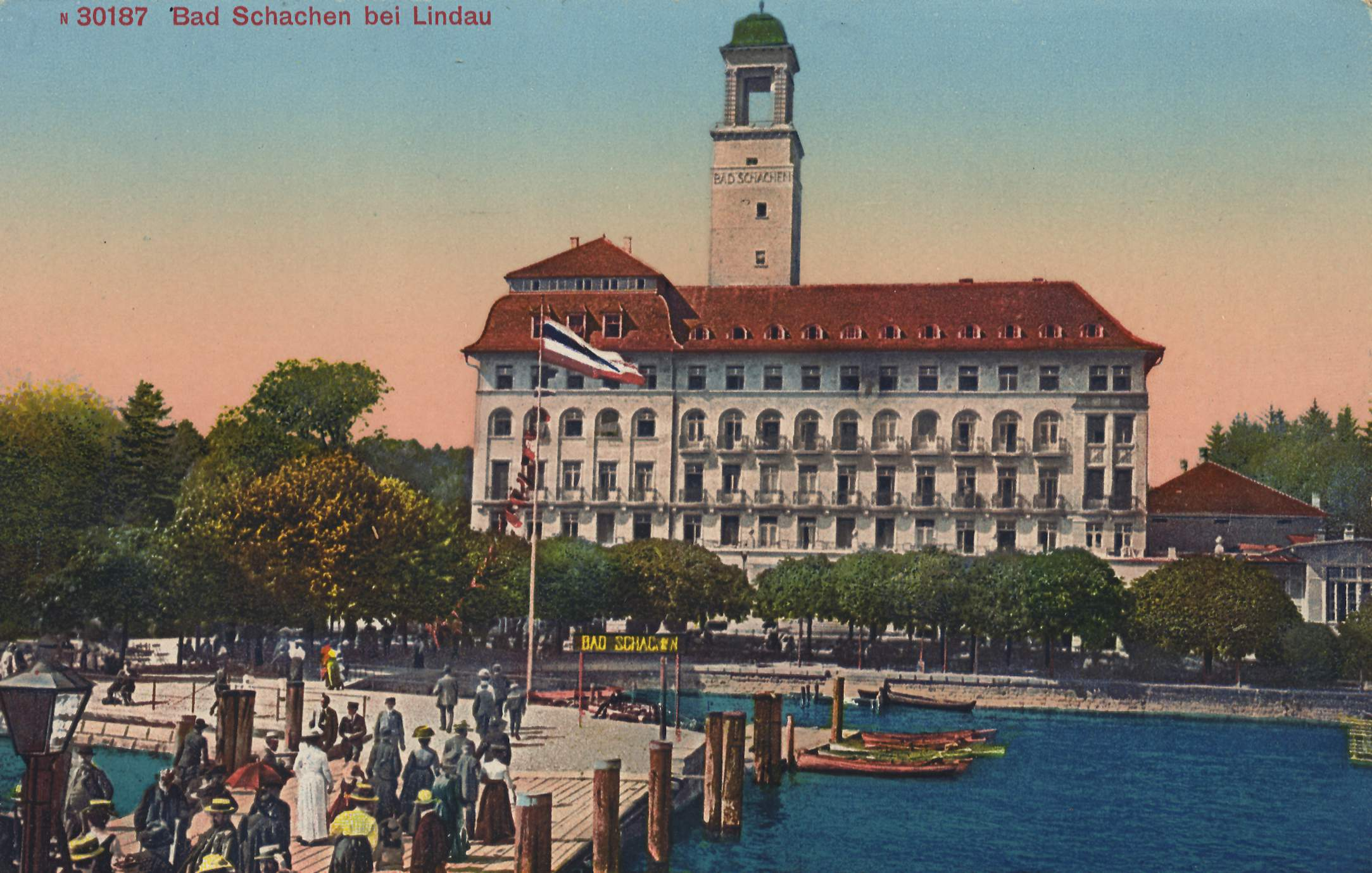 Bilder Hotel Bad Schachen