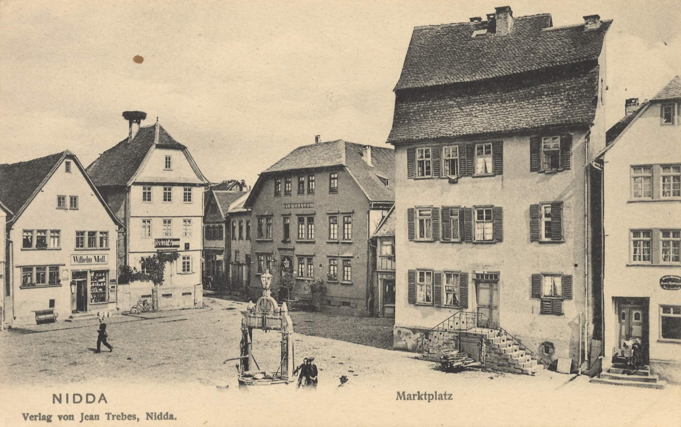 nidda hessen marktplatz zenoorg