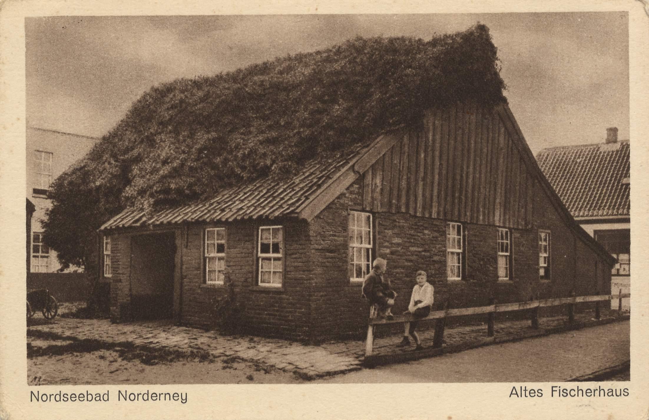 Altes Fischerhaus norderney niedersachsen altes fischerhaus zeno org