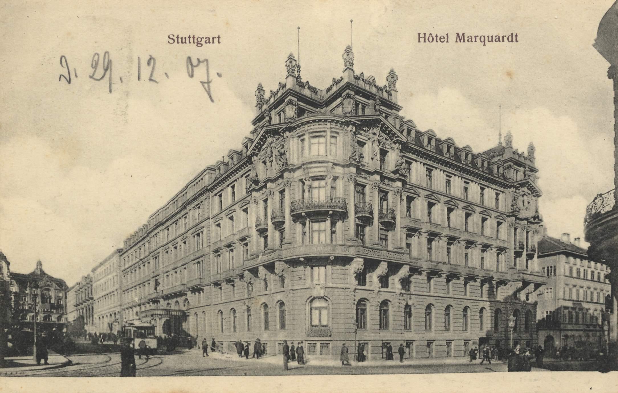 stuttgart baden w rttemberg hotel marquardt. Black Bedroom Furniture Sets. Home Design Ideas