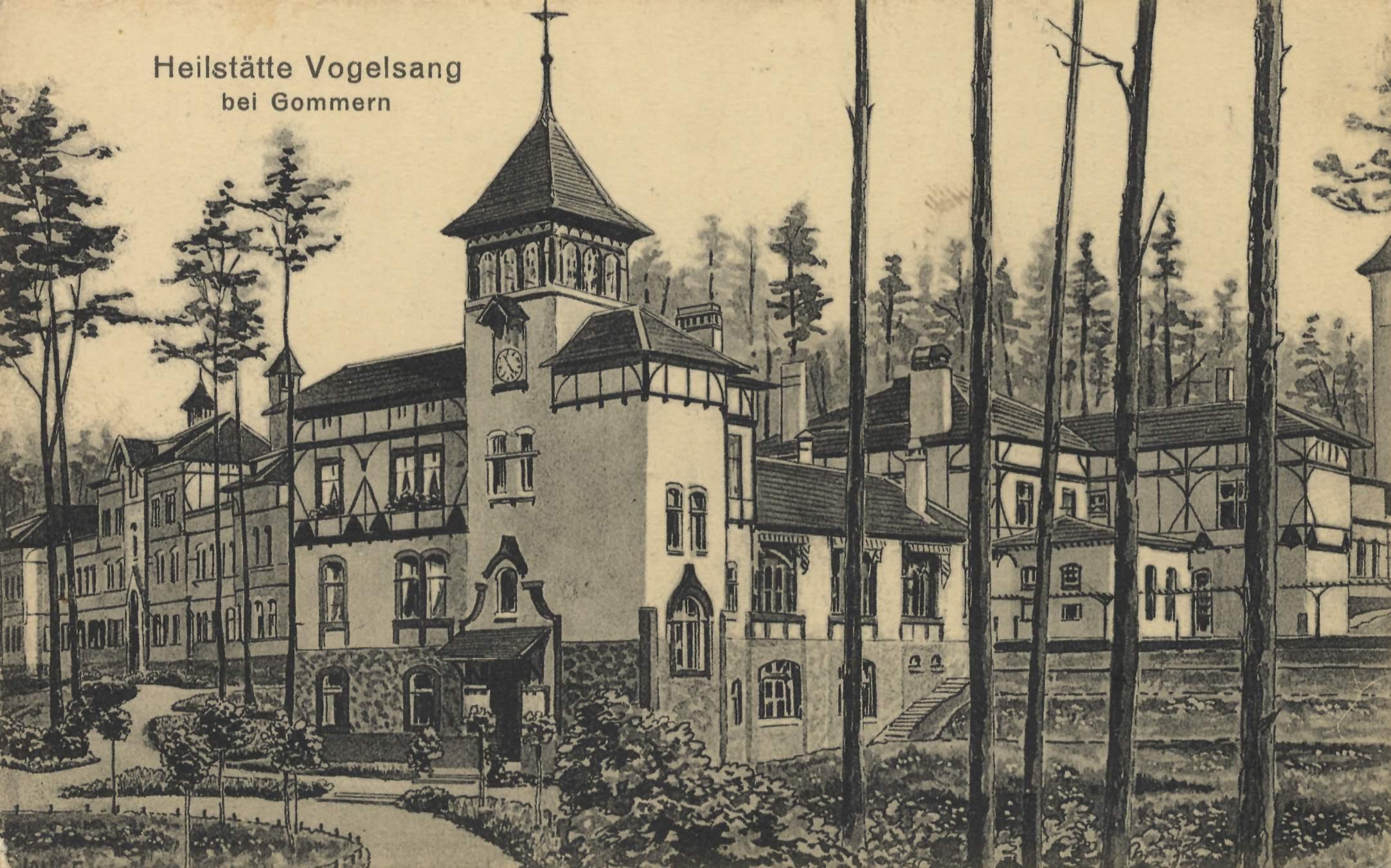 Vogelsang b gommern sachsen anhalt heilst tte - Wintergarten sachsen anhalt ...