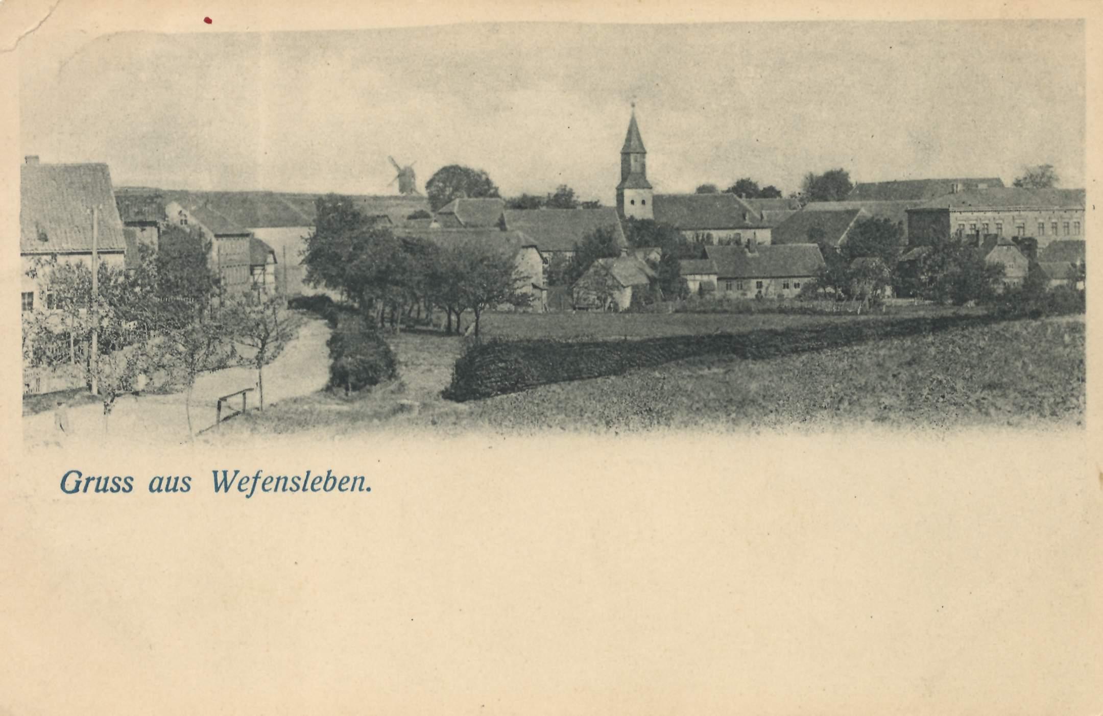 Wefensleben