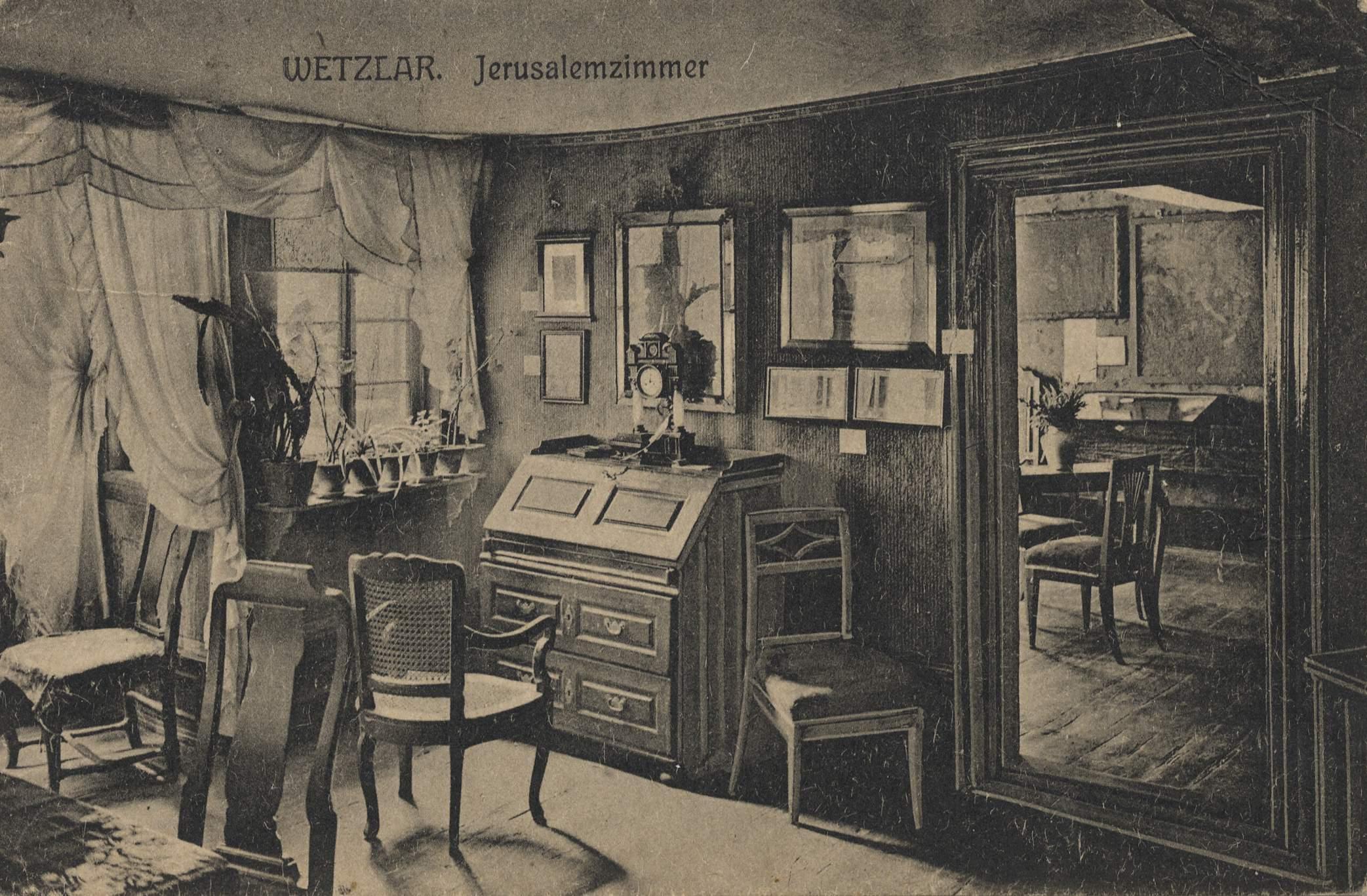 wetzlar hessen jerusalemzimmer. Black Bedroom Furniture Sets. Home Design Ideas