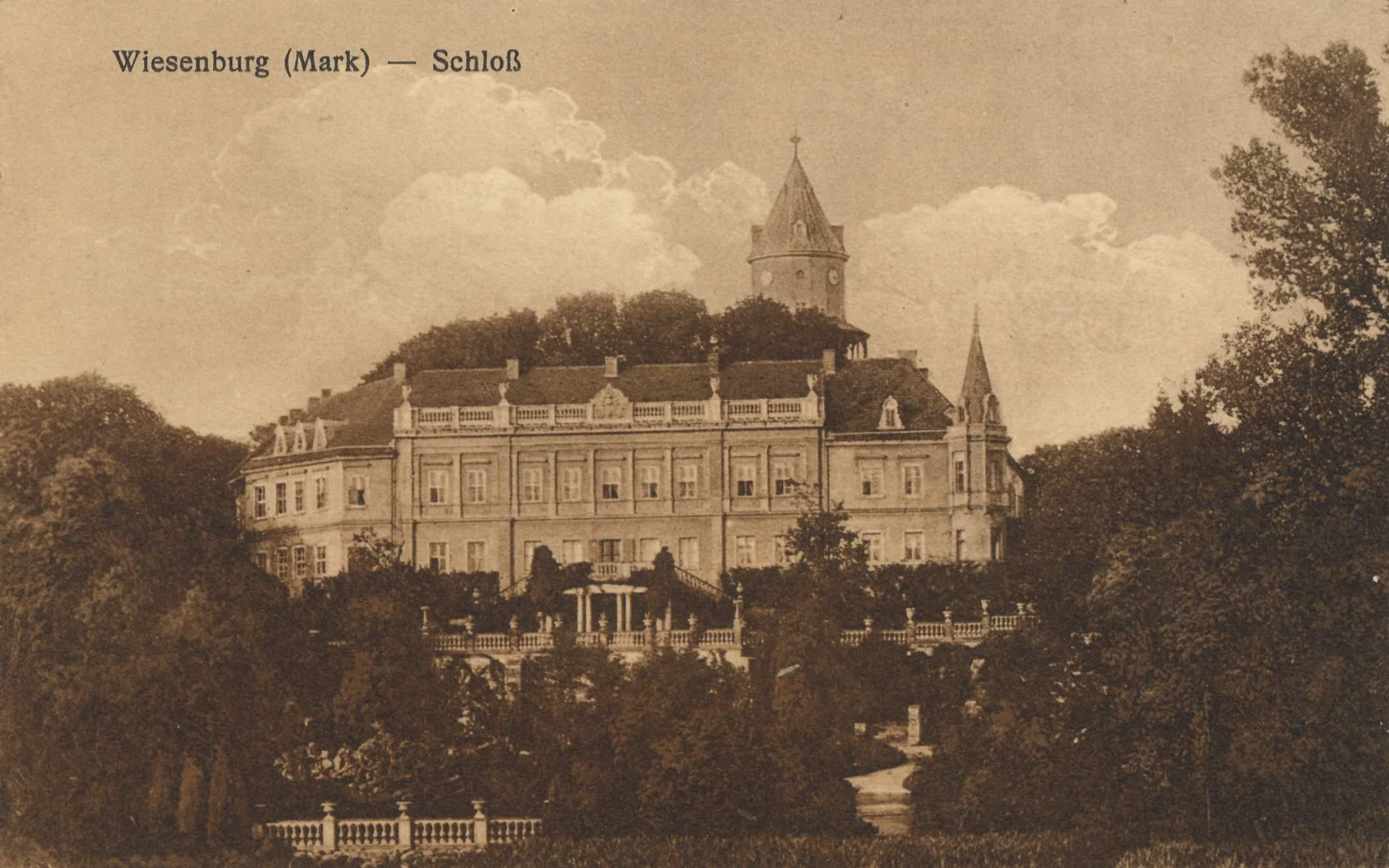 Wiesenburg Mark