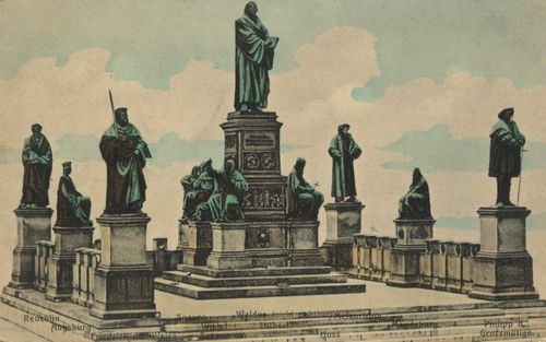 Worms, Lutherdenkmal