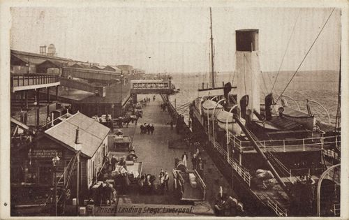 Liverpool, Prince Landing Stage