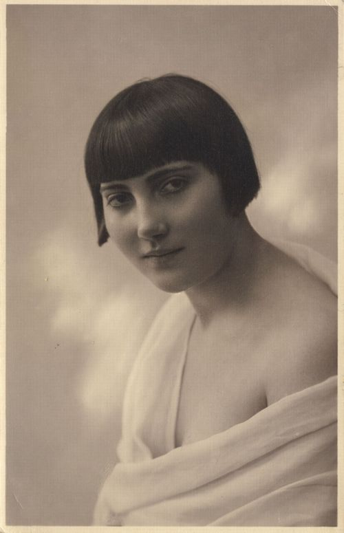 Louise-Brooks-Frisur