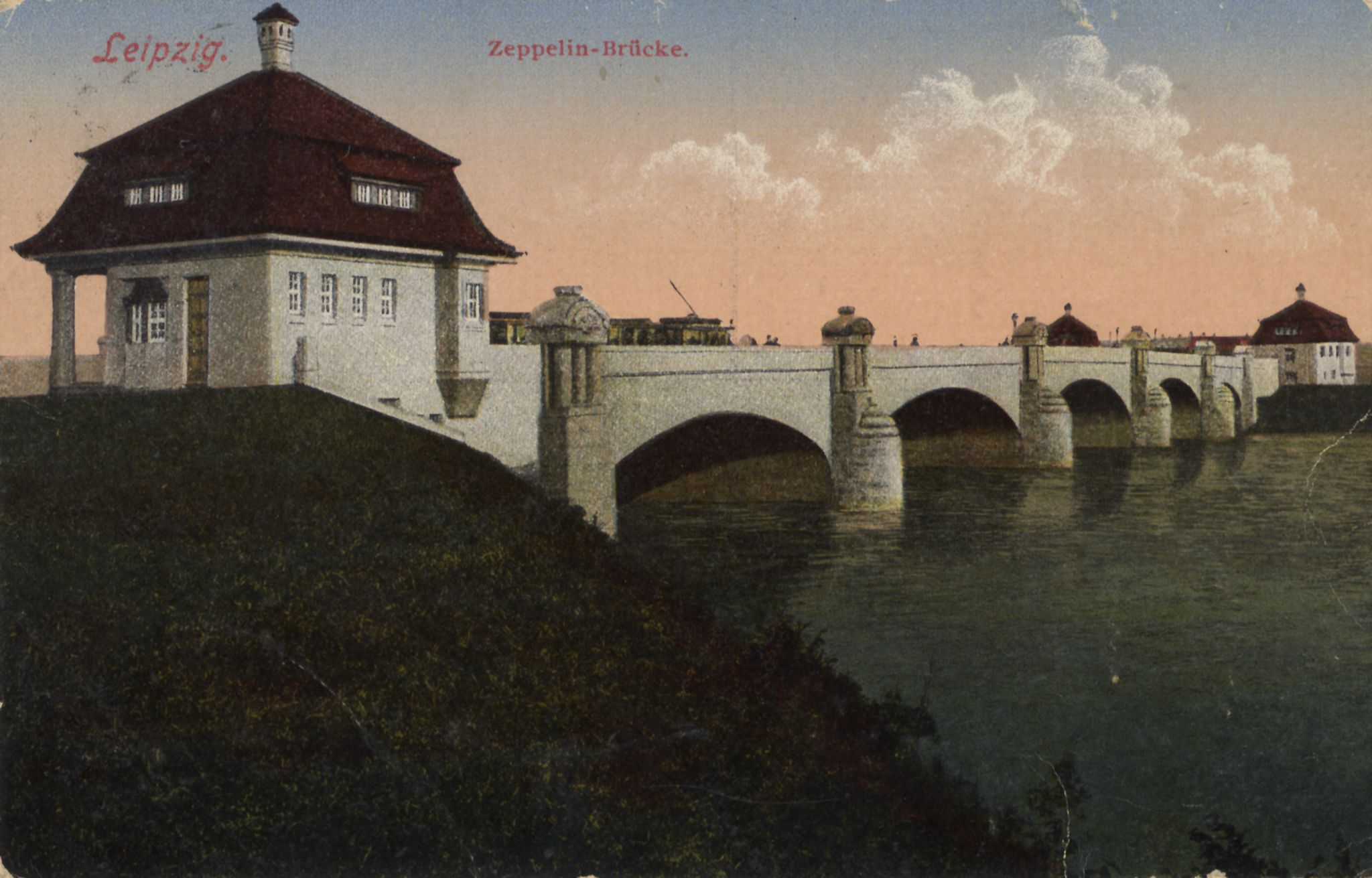 Brücke Leipzig