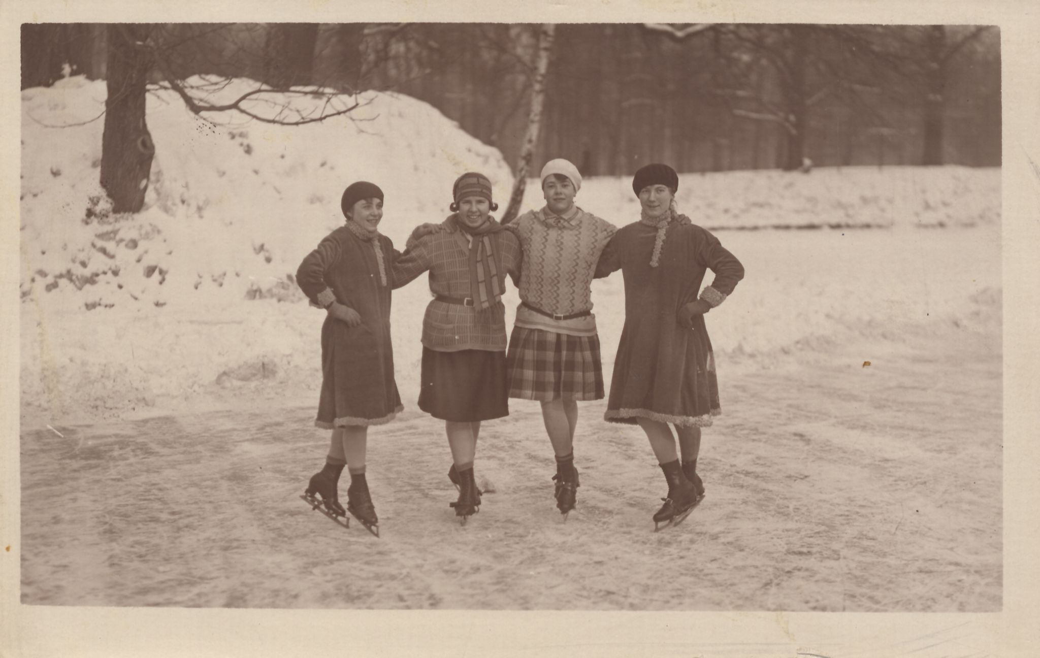 4 freundinnen