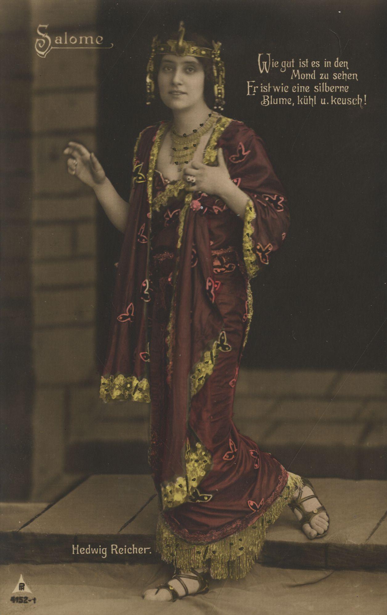Hedwiga Reicher