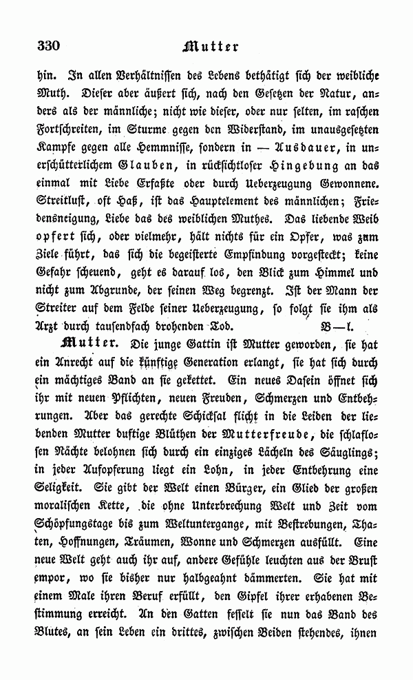 Damen Conversations Lexikon, Band 7. [o.O.] 1836 S. 330