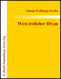 West-�stlicher Divan