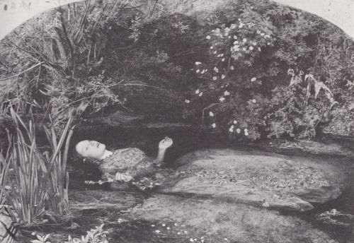 Millais, Sir John Everett: Ophelia