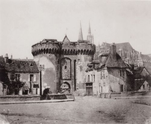 N�gre, Charles: Chartres. Porte Guillaume