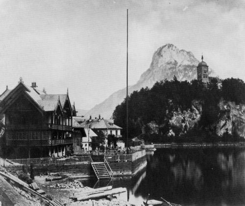Angerer, Victor: Am Traunsee