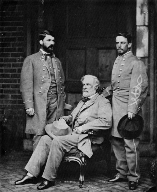 Brady, Mathew B.: Robert E. Lee