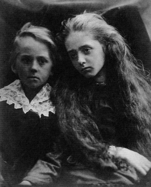 Cameron, Julia Margaret: Claud und Lady Florence Anson