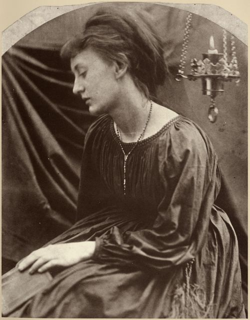 Cameron, Julia Margaret: May Prinsep