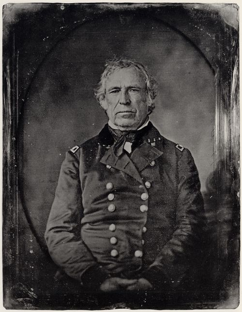 Southworth & Hawes: General Zachary Taylor