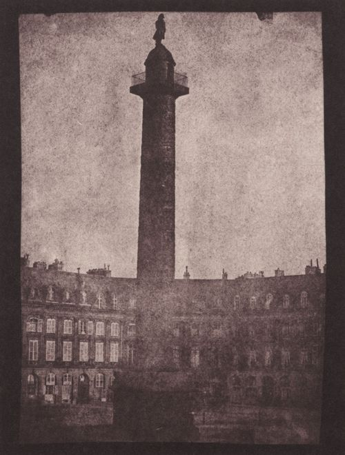 Talbot, William Henry Fox: Place Vendôme