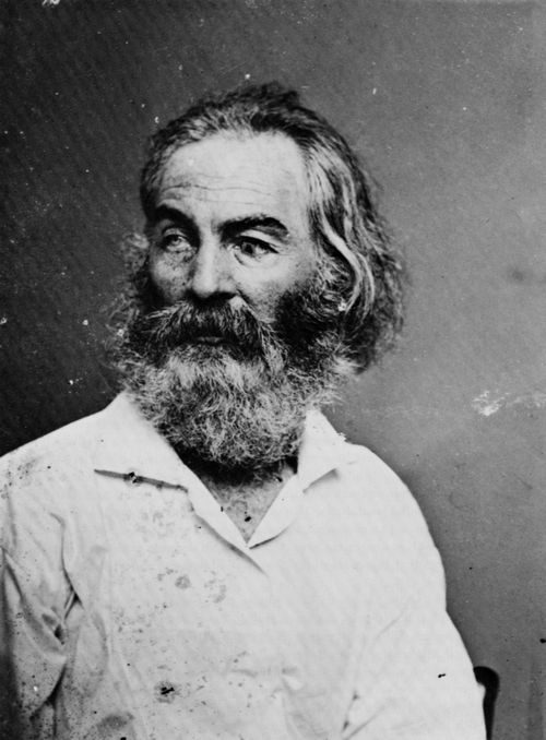 Brady, Mathew B.: Walt Whitman