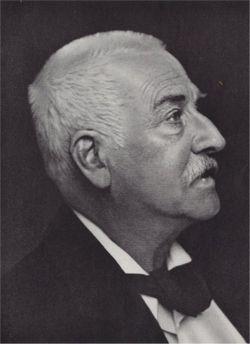 Profesor Christoph Jacob Burckhardt