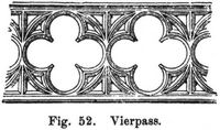 Fig. 52. Vierpass.