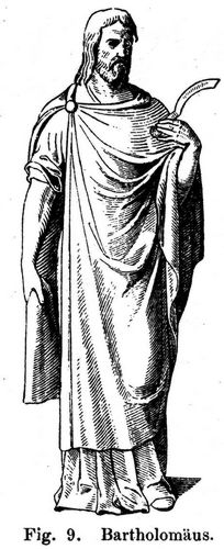 Fig. 9. Bartholomäus.