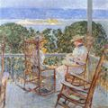 Hassam, Childe: Ten Pound Island