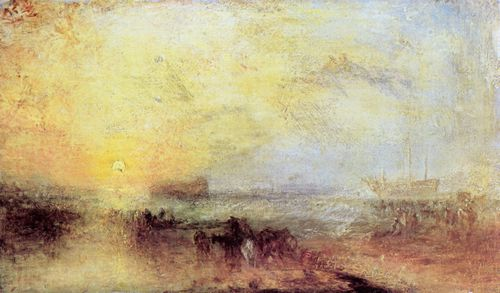 Turner, Joseph Mallord William: Der Tag nach dem Sturm (Day after the Storm)