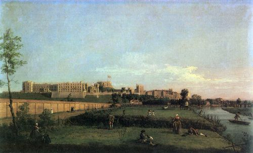 Canaletto (I): Windsor Castle