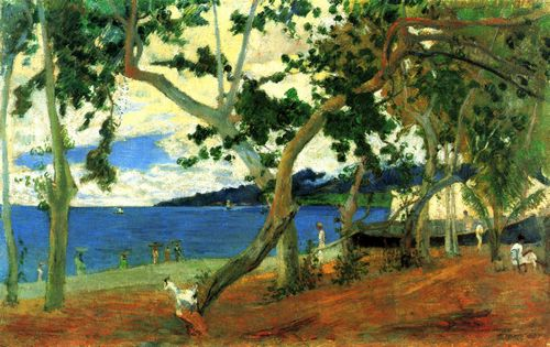 Gauguin, Paul: Meeresküste