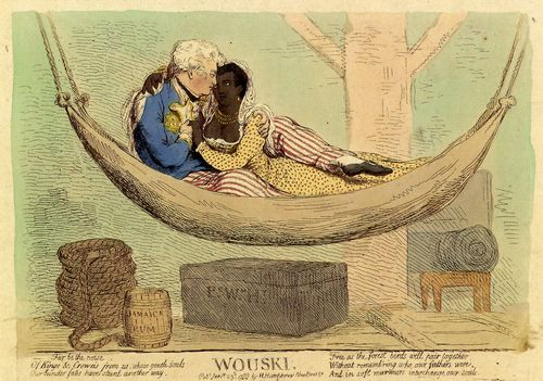 Gillray, James: Wouski