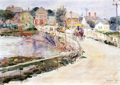 Hassam, Childe: In Gloucester
