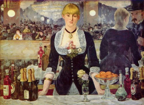 Manet, Edouard: Bar in den Folies-Bergère
