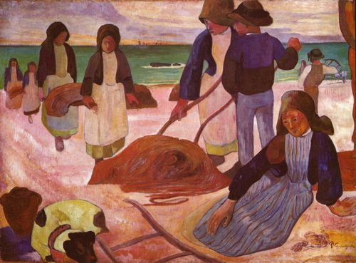 Gauguin, Paul: Tangsammler